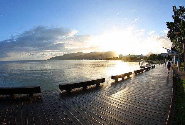 The Cairns Esplanade