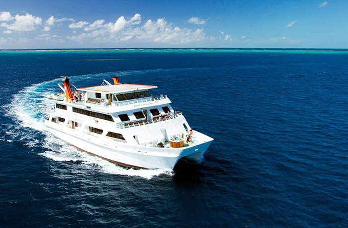 Reef Encounter, liveaboard