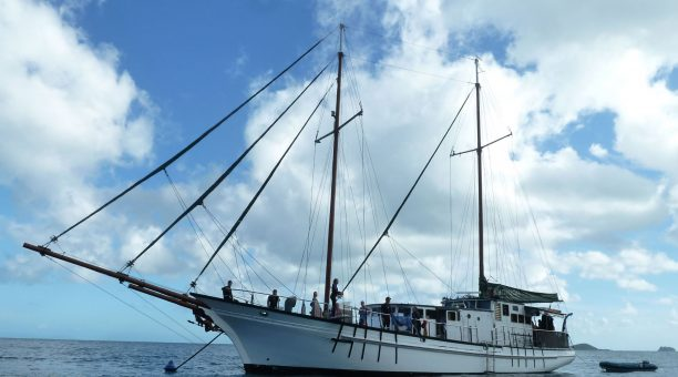 Sailing Whitsundays 2 day 1 night
