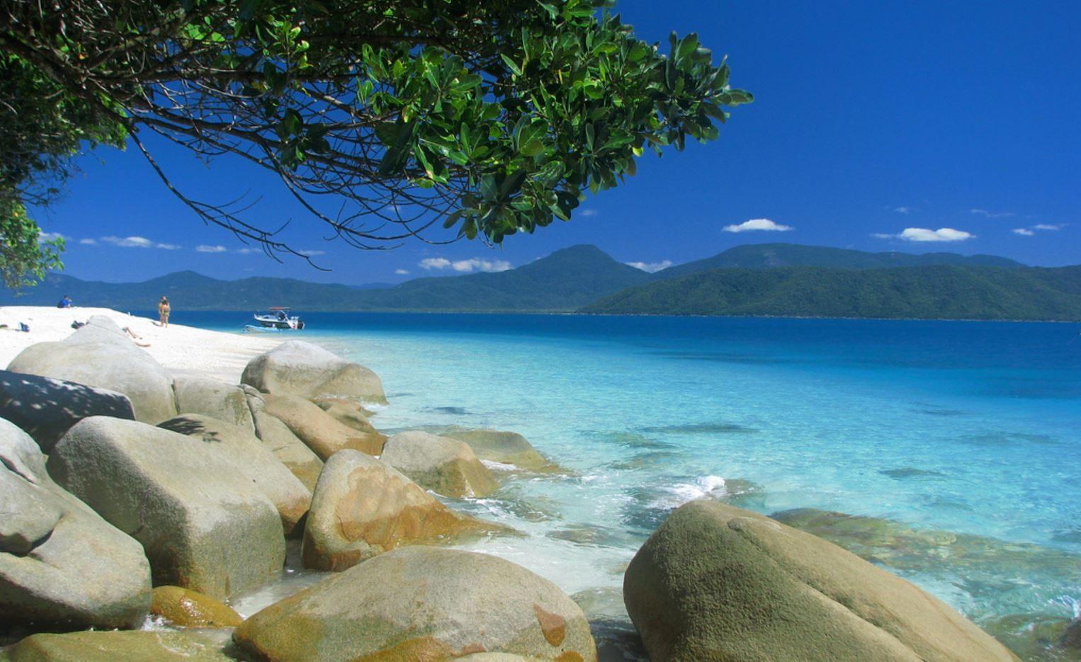 Great Barrier Reef Islands