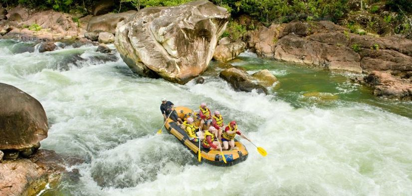 White Water Rating North Queensland