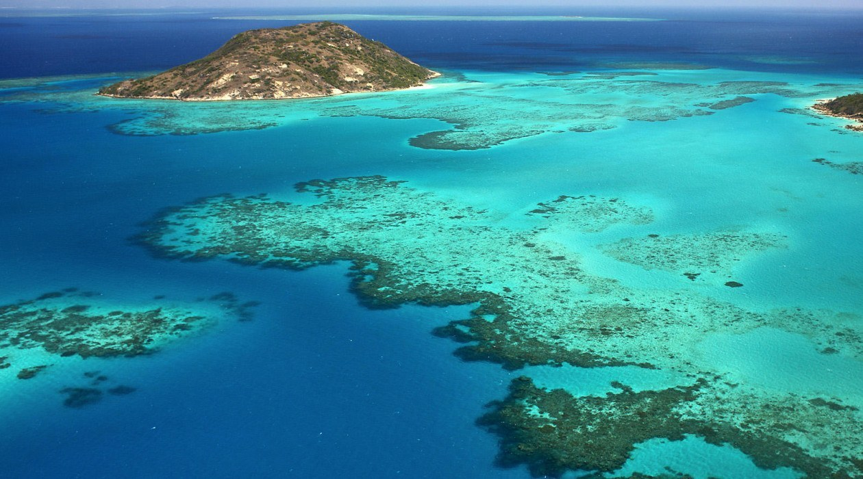 Lizard Island National Park, Great Barrier Reef, Australia