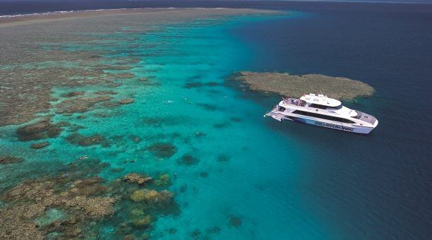 Great Barrier Reef Tour, Port Douglas