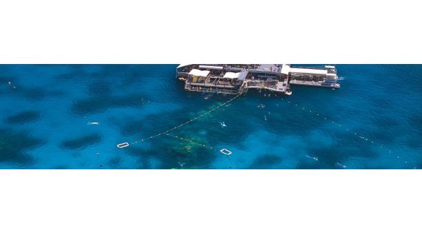 Port Douglas Great Barrier Reef Pontoon